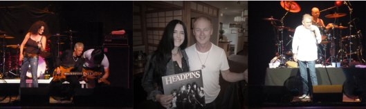 The Headpins & Nazareth in Victoria, BC