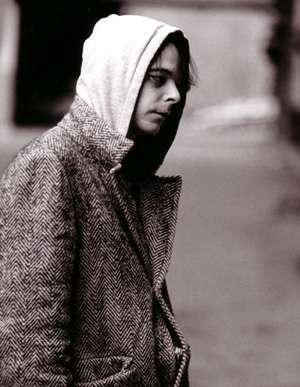 frank in coat
